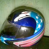 Мотошлем, гермак, шлем