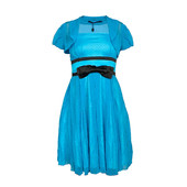 Платье. Болеро съемное.