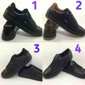 Кожаные мужские кеды, кроссовки, туфли, кросовки, качество супер от производителя
