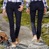Стильные термо джинсы-стрейч от tchibo (чибо), германия размер 38 евро=44