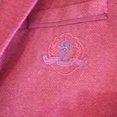 Бордовый пиджак для мальчиков Looks 12 лет 152 см