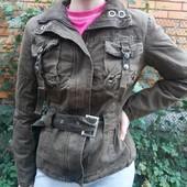 Новая женская куртка ветровка L