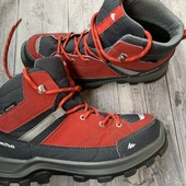 Ботиночки Quechua Decathlone 37 размер стелька 23,5 см