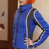 На осень !Класснючая куртка по фигурке! Р.152-158 или 40-42-4