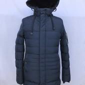 Шикарна зимова куртка-парка на флісі