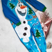 Флисовая пижамка Disney на 5 лет