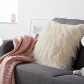 Красивая декоративная подушка 45х45 от Тсм Tchibo, Германия!