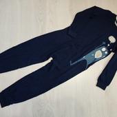 Германия!!! Симпатичный коттоновый сли-пижама со светящимся в темноте рисунком! 110/116!