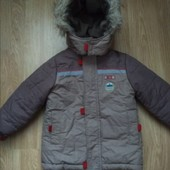 Куртка зимова PlayToday 104 ріст ( шапка і ботінки в подарунок)