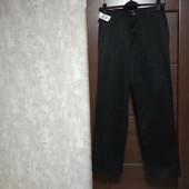 Фирменные новые коттоновые мужские брюки р.29-32 на пот-38-39 поб-50-51