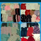 Одежда для девочки от рождения и до года.