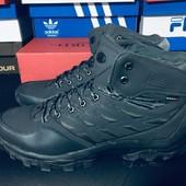 Оригинал Bona, зимние кожаные ботинки Бона, р 49, стелька 32 см, Распродажа последних размеров -70 %