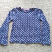 Young Dimension футболка  с длинным рукавом / лонгслив / реглан на девочку 6-7 лет, рост  116-122 см