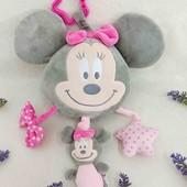 Микки Маус развивающая музыкальная игрушка подвеска Disney оригинал