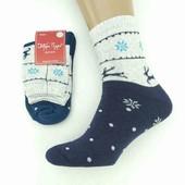 Теплі!!!  Жіночі Махрові Шкарпетки!!! Лот 1 пара! Носки