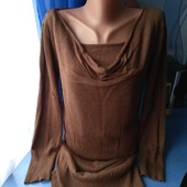 Платье- туника, р.L