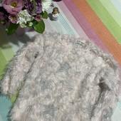 Фирменный свитер -травка Next 5 лет
