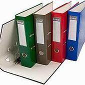 5 штук !Папки-регистраторы(сегрегатор) А4