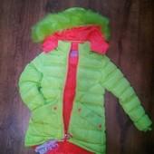 Последний размер!Зимняя куртка, очень теплые!!
