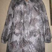 Красивая фирменная курточка пог 63