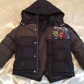 Куртка Marvel oсень/зима 5 лет