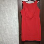 Фирменное красивое платье-сарафан в состоянии новой вещи р.16-20