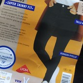 S49.стильные джинсы syper Skinny Fit , от Esmara.
