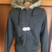 Кофта, куртка. внутри на меху, размер М. Vert de Ragy winter. сост. отл.