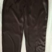 Шовкові піжамні штанішки, вказано р.M/L.Заміри