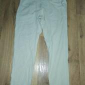 H&M новые штаны ден+хлопок 9'11лет замеры на фото