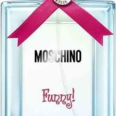 Оригинал! Moschino Funny, миниверсия.