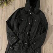 Женская куртка( весна- холодная осень) .Размер l-xl( ориентироваться на замеры). В хорошем состояни.