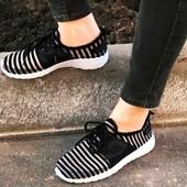 Супер Стильные дышащие кроссовки / макасины- комфорт и качество! 36, 38.