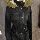Куртка парка фирменная