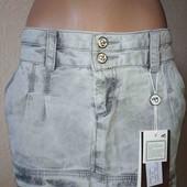 Нова джинсова спідниця