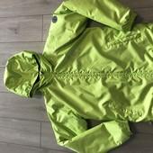 Зимняя куртка для мальчика разм. 152 см. Б/у, есть нюансы