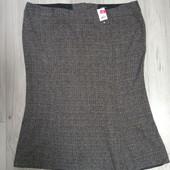 Редкий размер! Фирменная новая красивая юбка р.28-30