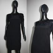 Качество! Стильное платье с кружевом/ресничка от датского бренда Numph, в новом состоянии