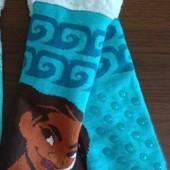 Disney домашние тапочки носки сапожки 14.5-17см стопа 23-24-25-26-27 р Покахонтас Дисней