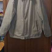 мужская демисезонная куртка 2 в 1