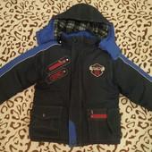Зимняя куртка (4-5 лет)
