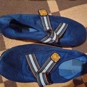 Кроссовки тапочки, дышащая подошва, на стопу 22,5 см