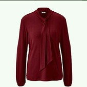 Стильная блуза от Tchibo(Германия), размер наш: 46-50 (40/42 евро)