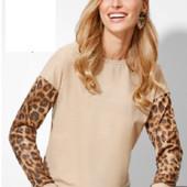 Супер свитерок от Рерсо! размер M-L! рукав пайетки! Замеры!