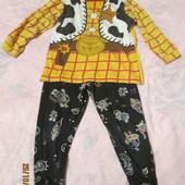 пижама детская 92-98см