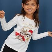 Реглан фірма H&M. Новий. Розмір 6-8 років