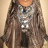 Красивая блузка пог 60 ghanges