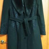 Пальто зимнее, новое. Размер 58-60