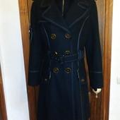 Фирменное пальто ткань не скатывается