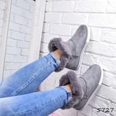 Новинки. Женские зимние ботинки